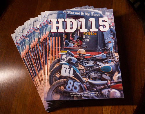 HD115 Photo Books