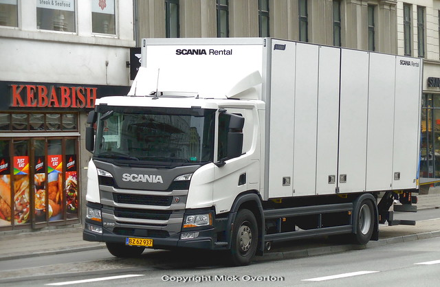 Scania Rental Next Generation, Nikon COOLPIX S6800
