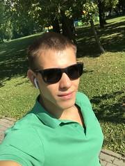 #лето не уходи, #солнце я люблю тебя! #лето2018 #солнцезащитныеочки #актер #левин #левиналександр #зеленыйгород #москва #россия