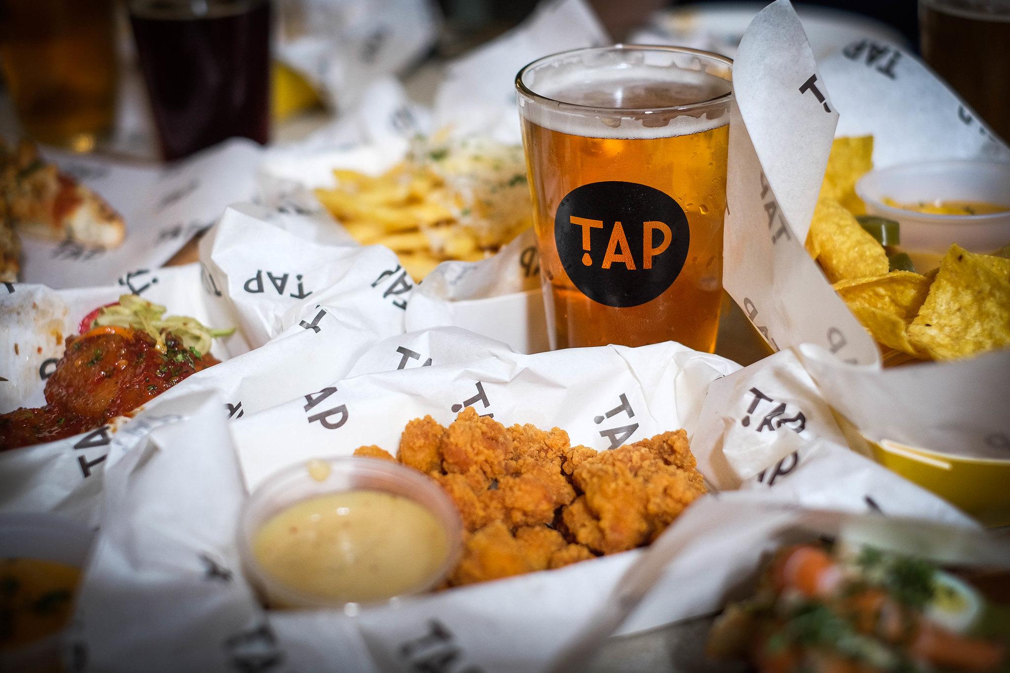 啤酒和食品