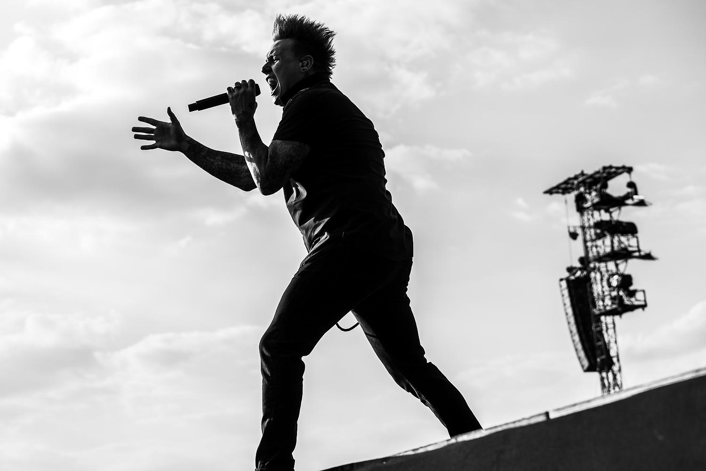 Papa Roach @ Pukkelpop 2018 (Jan Van den Bulck)