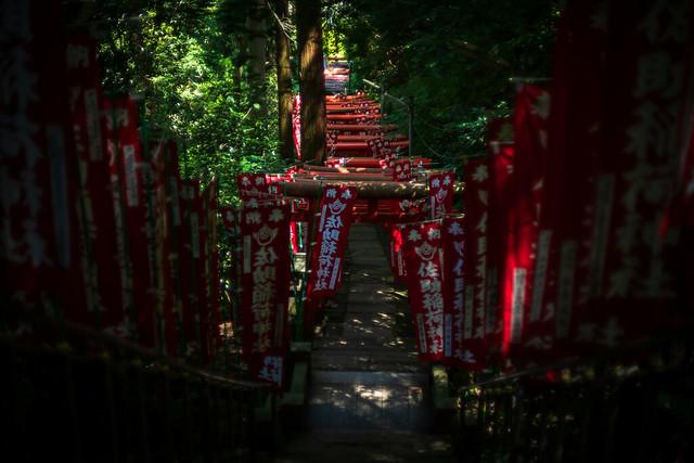 妄想 [鎌倉] : 世界の観光地鎌倉を歩く (1)