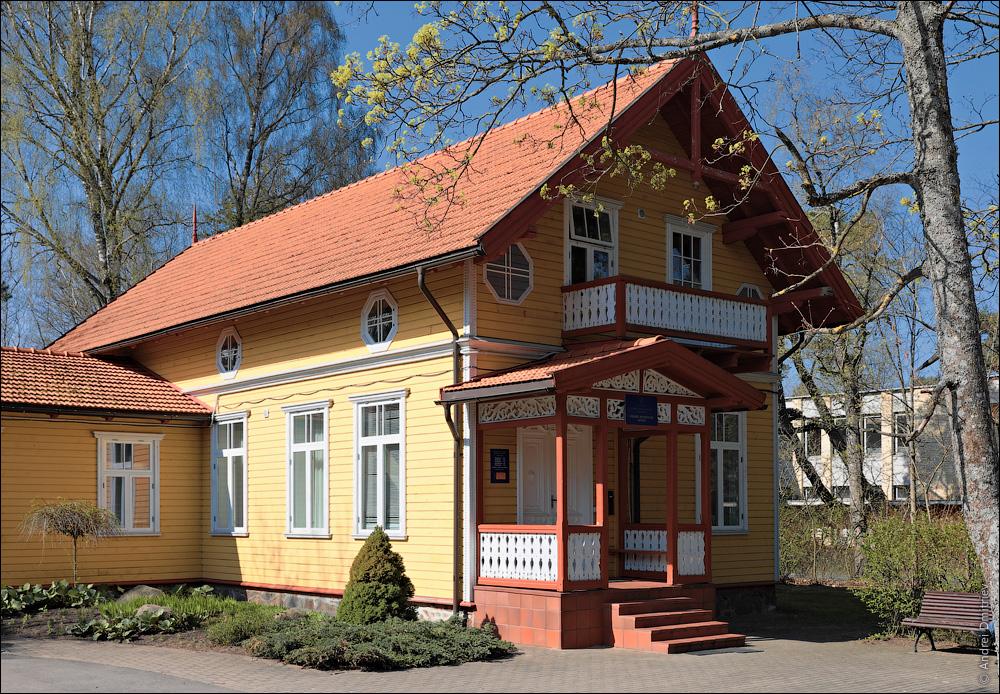Паланга, Литва