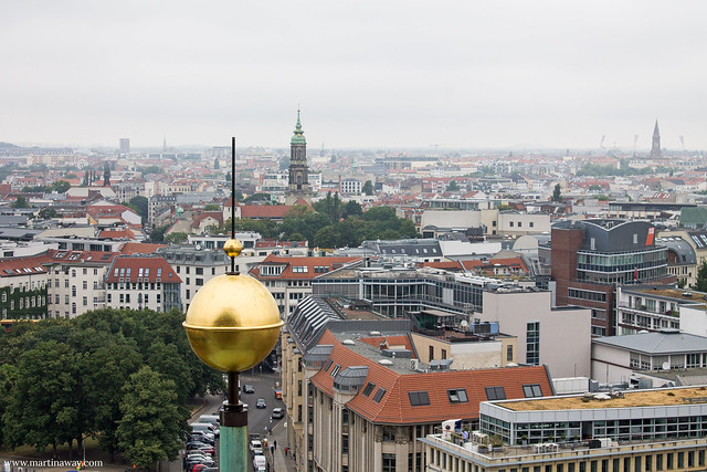 View from Berliner Dom