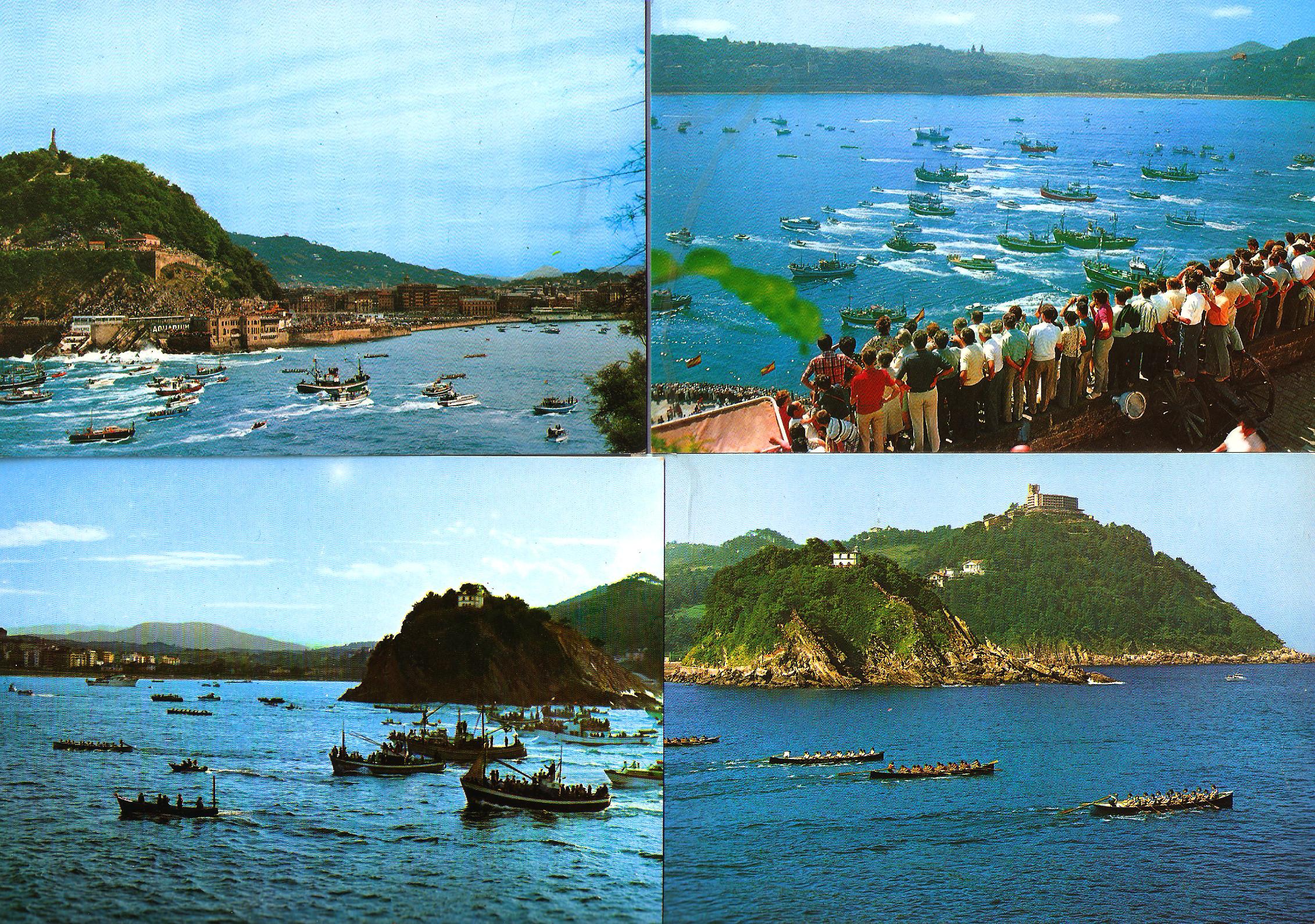 TEMATICA - Puertos pesqueros de España a través de las postales 44212213222_87ba090357_o