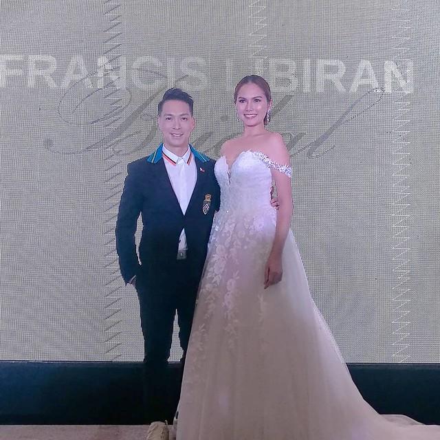 Francis Libiran bridal trunk show