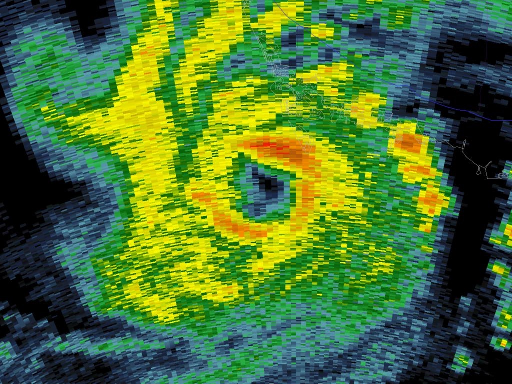Hurricane Gordon Rapid Intensification