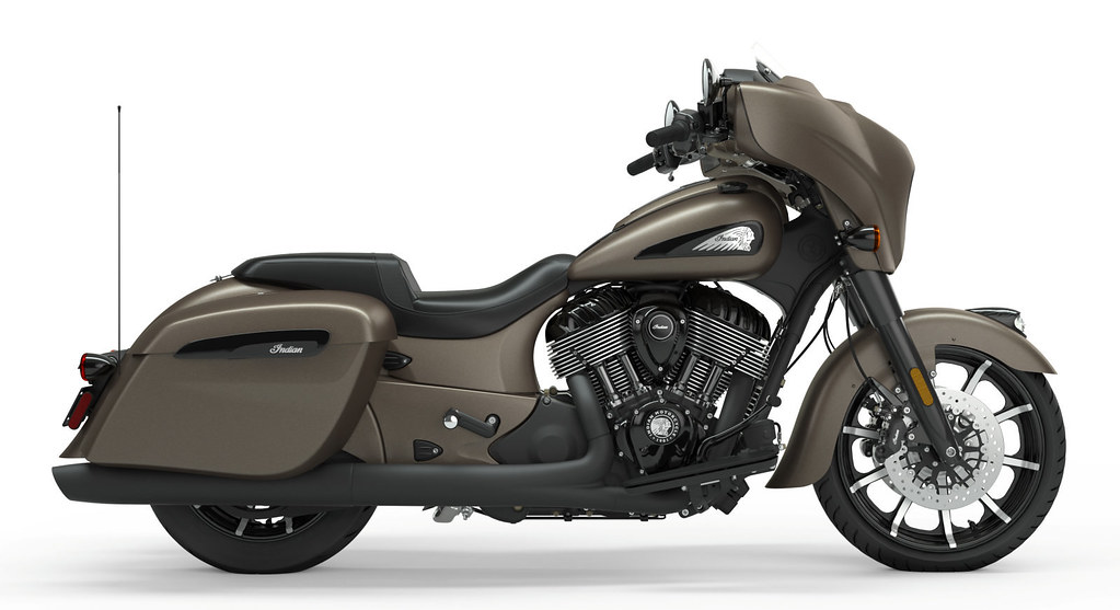 Indian 1811 CHIEFTAIN DARK HORSE 2019 - 12