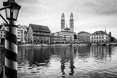 Zurich, Limmat River