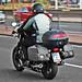 (Motorcycle) - KK V 749 - Viersen District (Kempen-Krefeld), North Rhine-Westphalia, Germany