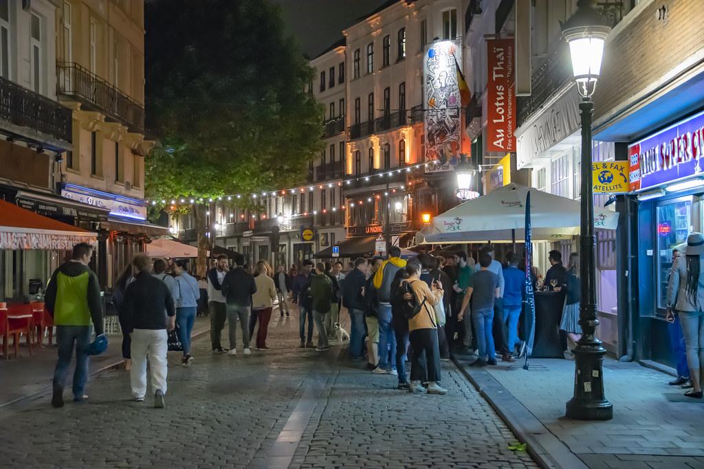 2018 * Bruselas