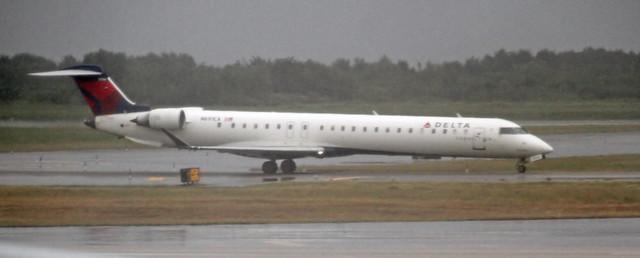 N691CA - Bombardier CRJ-900ER - Delta Air Lines