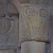 Beckford, Worcestershire, St. John the baptist, chancel arch, detail