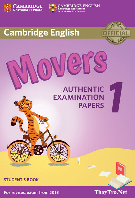 download movers exams from 2018