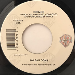 PRINCE:BATDANCE(LABEL SIDE-B)