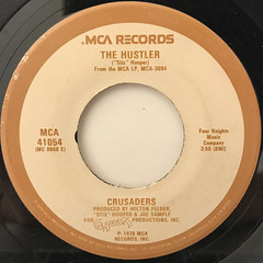 CRUSADERS:STREET LIFE(LABEL SIDE-B)