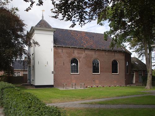 Doopsgezinde kerk Holwerd