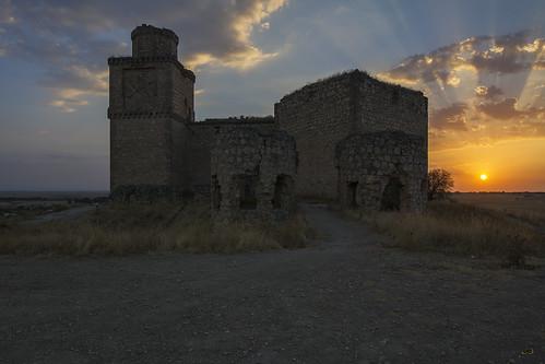 Castillos de leyenda (Castillo de Barcience)
