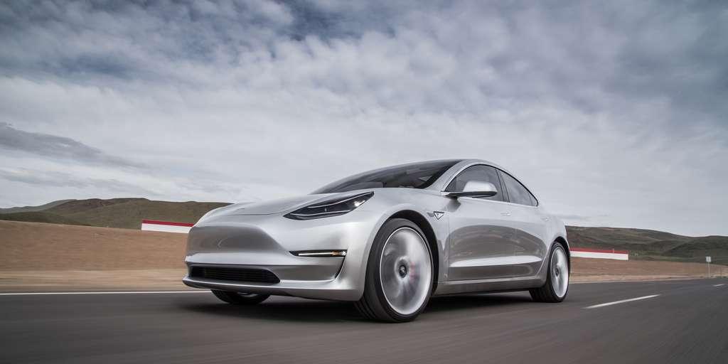 La production du modèle 3 répondra aux prévisions trimestrielles