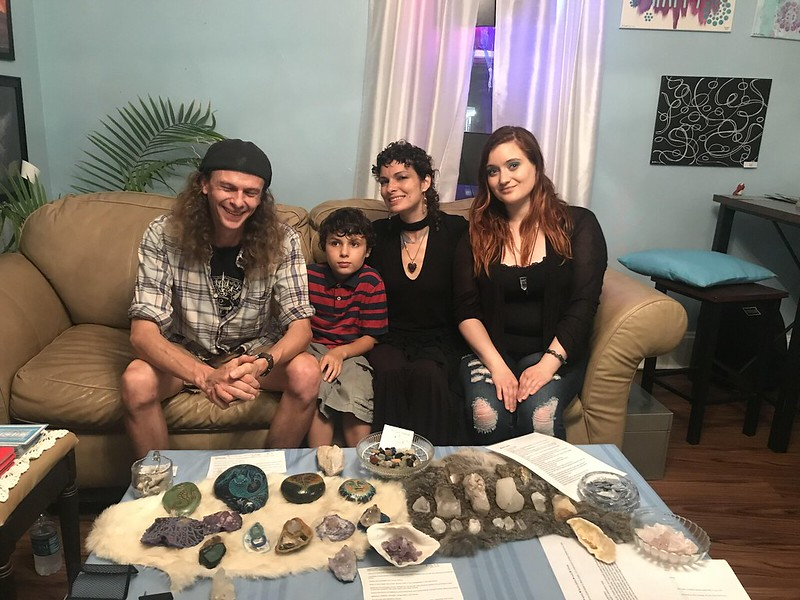 Local crystal healers host Metaphysical Night at The Perfect Blend