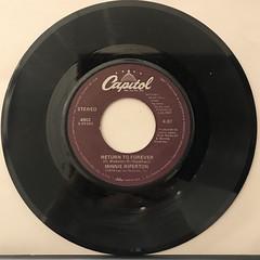 MINNIE RIPERTON:HERE WE GO(RECORD SIDE-B)