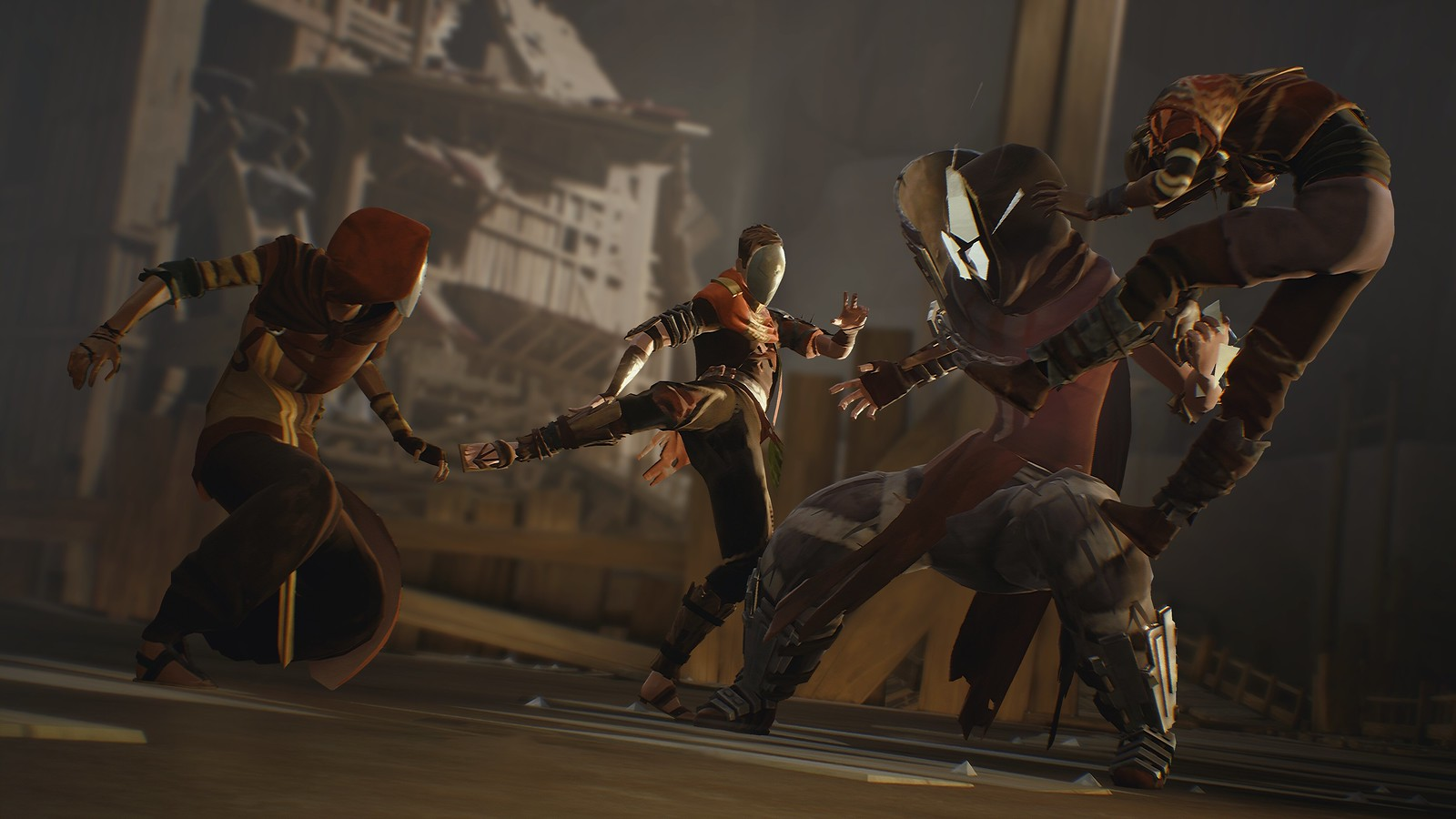 Absolver_Downfall - Screen 1