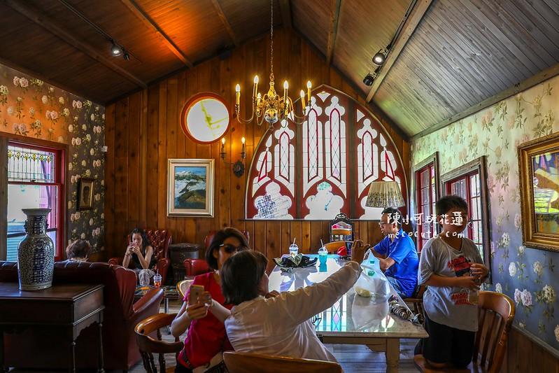 IG熱門打卡景點,Mr. Sam - 山姆先生咖啡館,童話屋咖啡館,花蓮咖啡館 @陳小可的吃喝玩樂