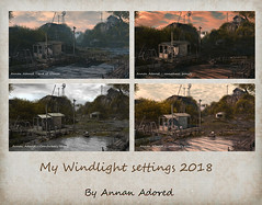 My Windlight Settings 2018
