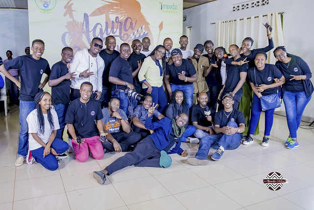 ArtRwanda - Ubuhanzi road trip audition in Kayonza | 8 - 9 September 2018