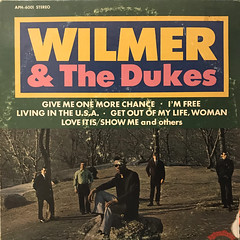 WILMER & THE DUKE:WILMER & THE DUKE(JACKET A)