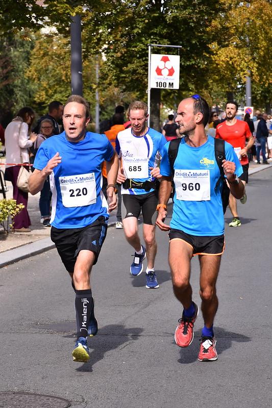 Semi-marathon 2018