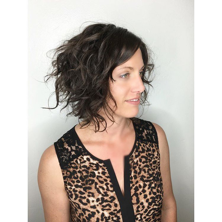Best Haircuts For Curly Hair 2019 That Stand Out 5