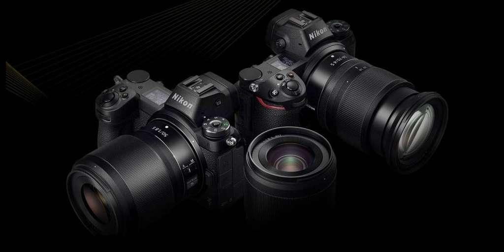 Les Nikon Z6 et Z7 sans miroir et plein format dévoilés