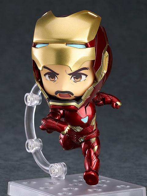Nendoroid Iron Man Mark 50 Infinity Edition Toy People News