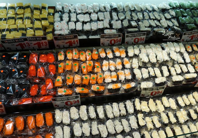 aeon tebrau city individual sushi