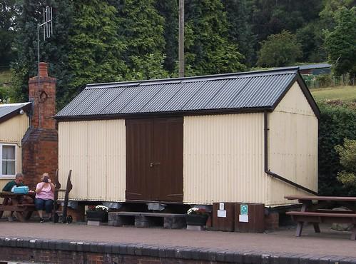 W&LR goods shed