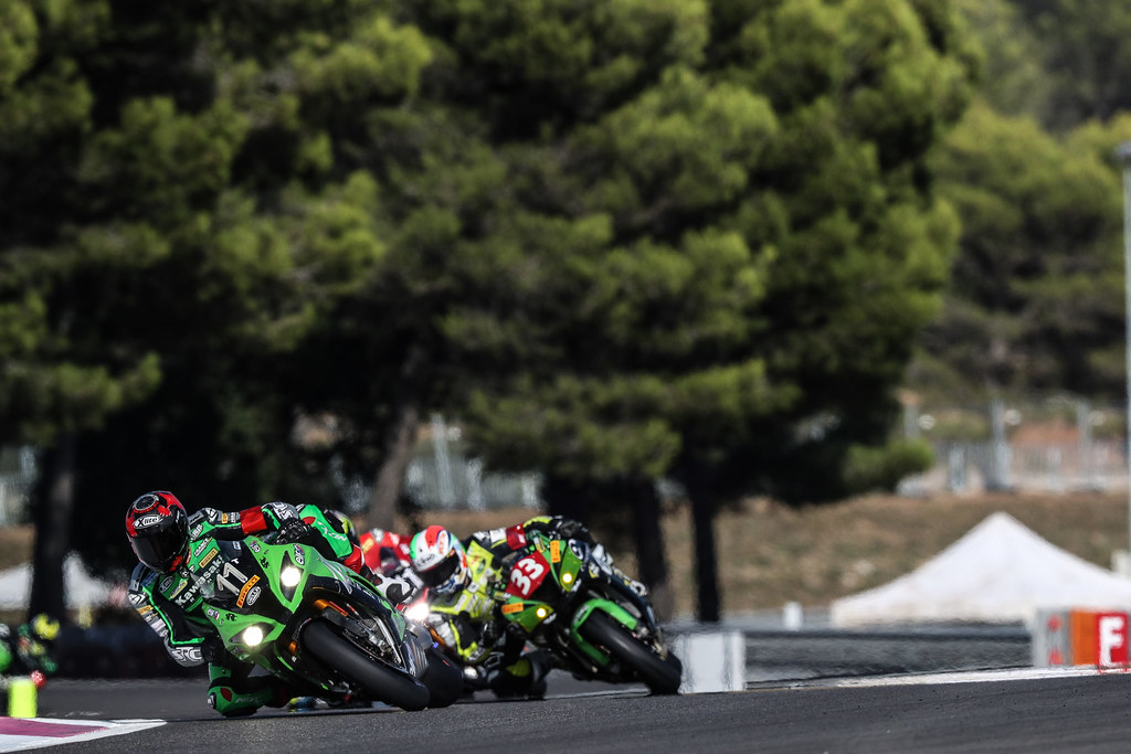 Bol,Dor,2018,TEAM SRC KAWASAKI FRANCE, GUARNONI Jeremy, CHECA David, DE PUNIET Randy, Kawasaki, ZX-10R, EWC