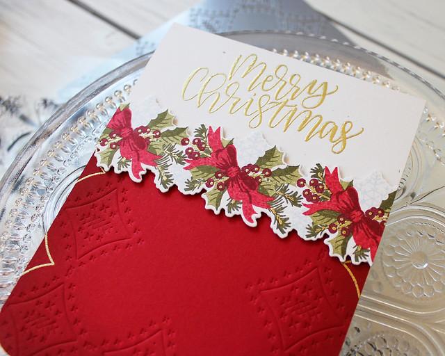 LizzieJones_PapertreyInk_September2018_PennedEleganceChristmas_SeasonalBordersWinter_SweetStitching_MerryChristmasCard2