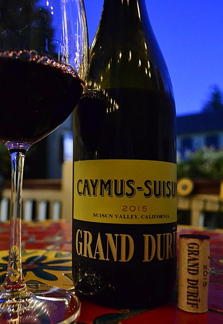 Caymus-Suisun Grand Durif
