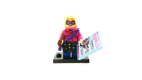 LEGO Harry Potter and Fantastic Beasts Collectible Minifigures (71022) - Luna Lovegood