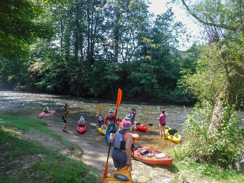 French Broad River - Rosman to Island Ford-171