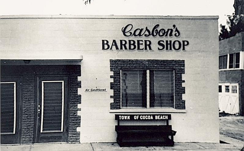 Casbon Jesse barber ship Cocoa Beach FL