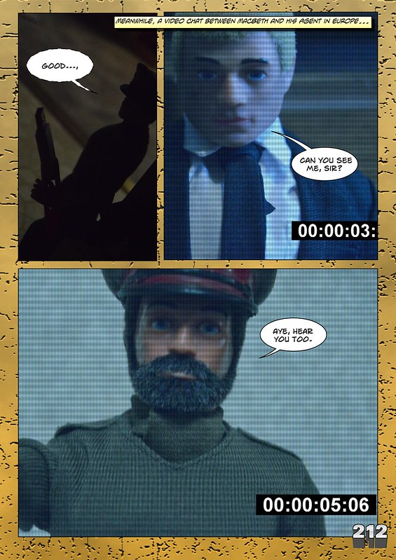 BAM2272 Presents - An Old Face Returns! Chapter Fourteen - communication Breakdown 42745498720_543be731de_c