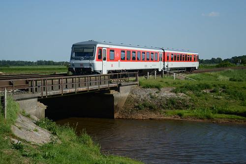 DB 628 507 Soholmer Au 03.06.2016