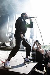 The Fever 333 en Riot Fest de Chicago 2018