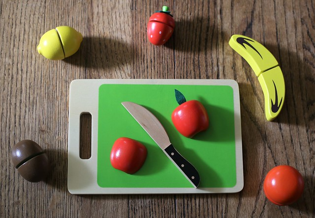 Fruit Cutting Toy