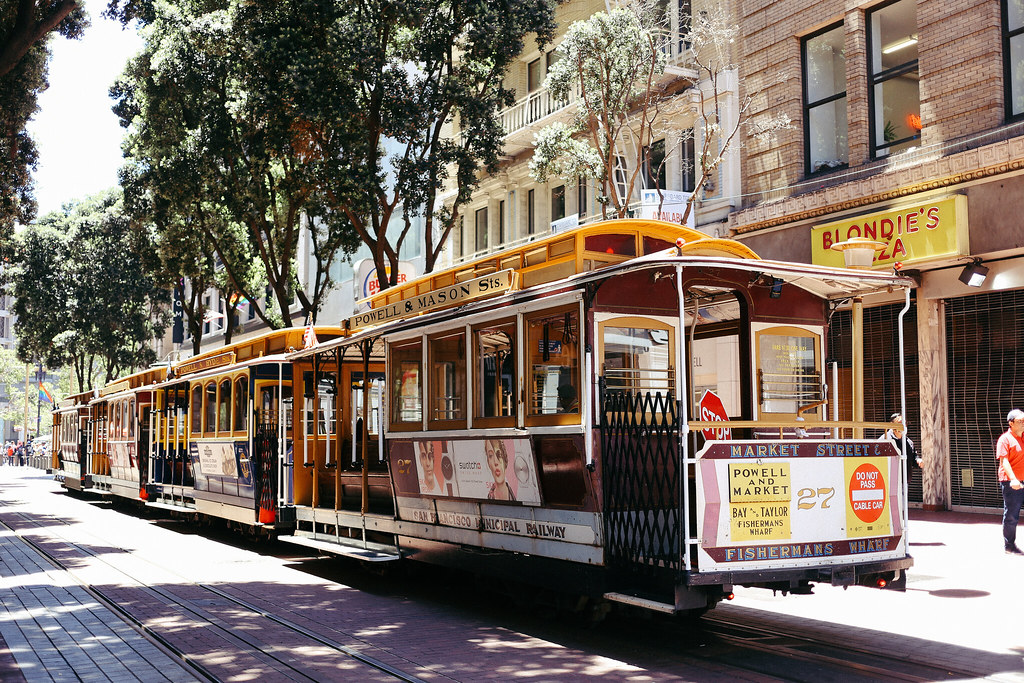 The Little Magpie Travel Guide to San Francisco: What to do, where to eat, where to stay