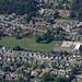 Taverham Sandy Lane Recreation Ground - Norwich aerial