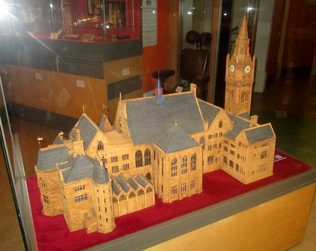 Rochdale Town Hall Model