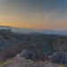 Sunrise and Fog over the South Dakota Badlands by _patclancy56